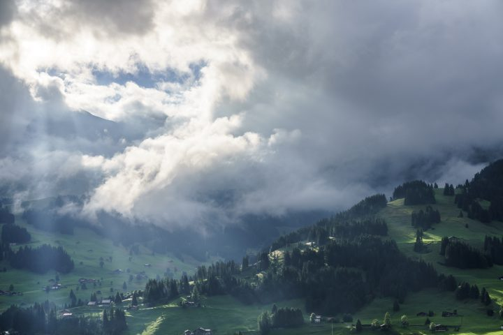 Wandern und Schmausen: zu Gast im Bellevue Adelboden