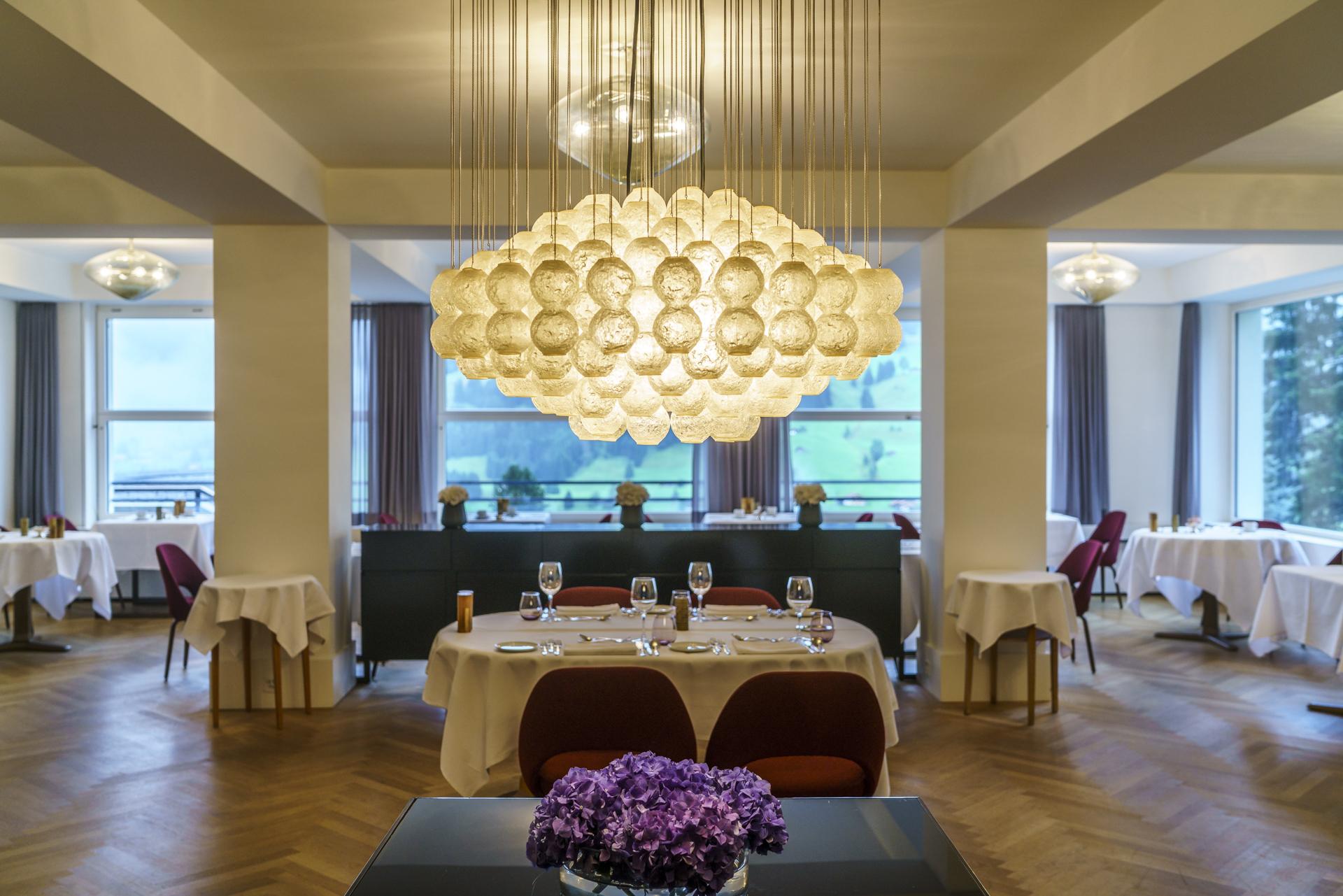 Parkhotel-Bellevue-Adelboden-Restaurant