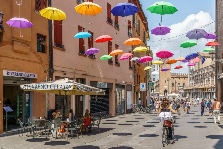 Oh Là Là Ferrara: die schönsten Gassen der Emilia-Romagna