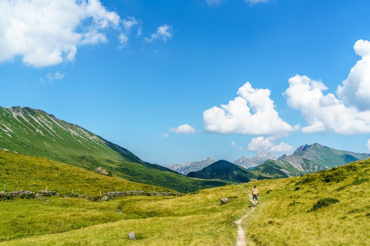 Col du Pillon – Arnensee: Wandertipp für heisse Herbsttage