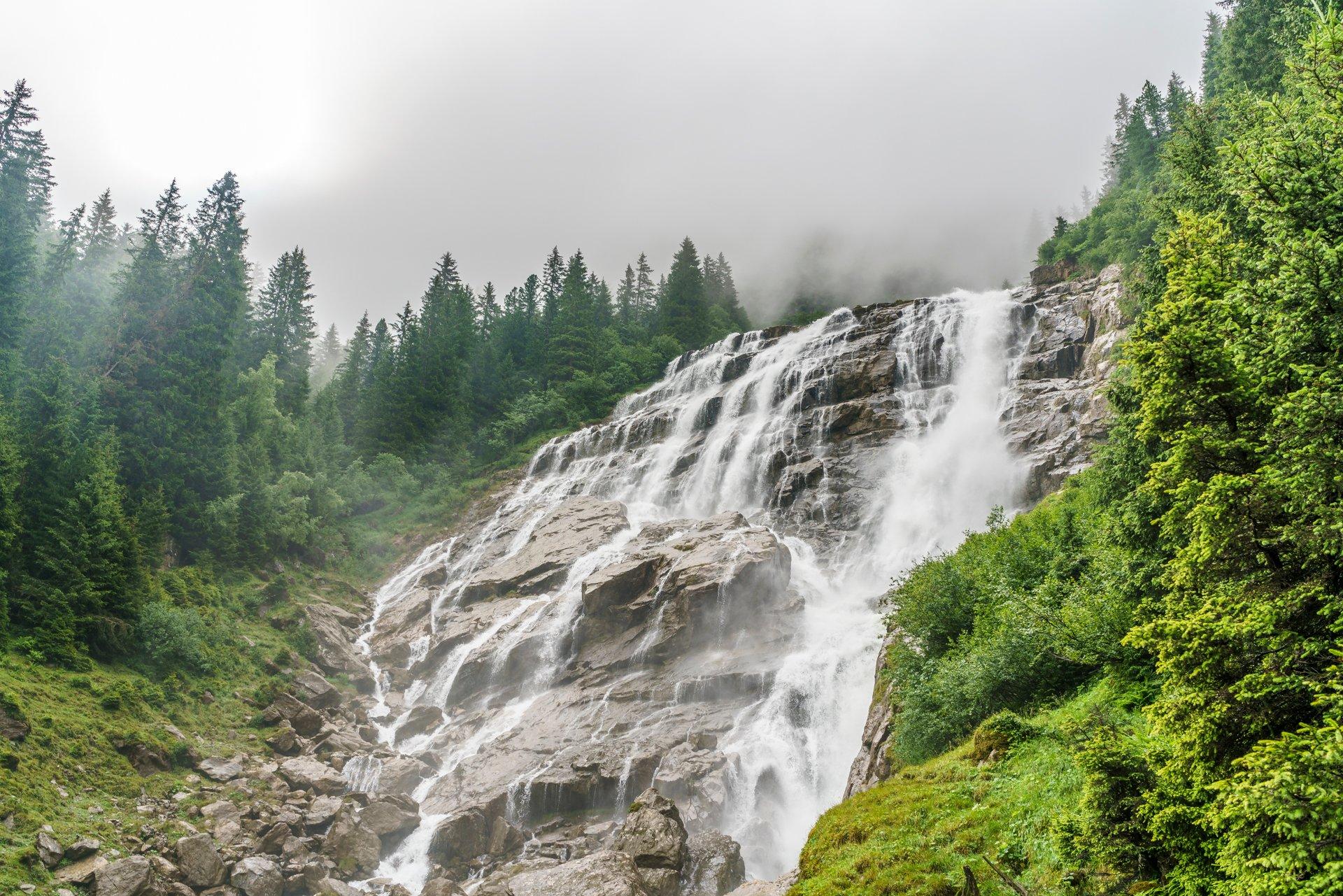 WildeWasserWeg-Grawa-Wasserfall