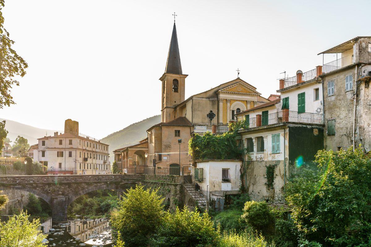 Ligurien: mehr als Cinque Terre