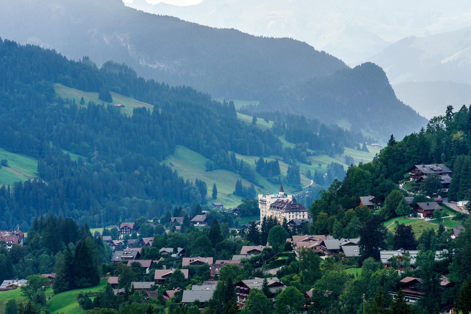 Gstaad-Berner-Oberland