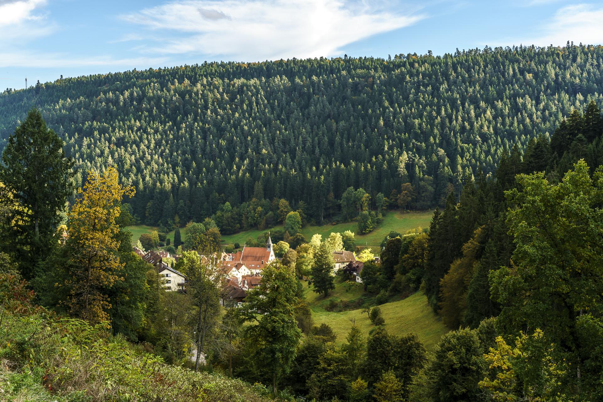 Bad Teinach Schwarzwald