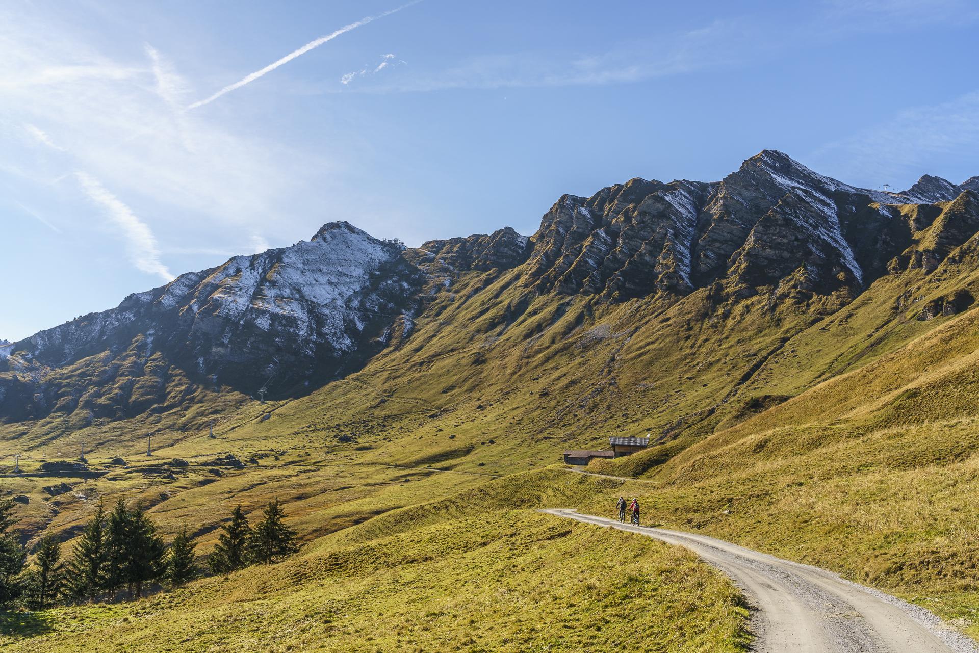 Route du Lait BikePark Portes du Soleil