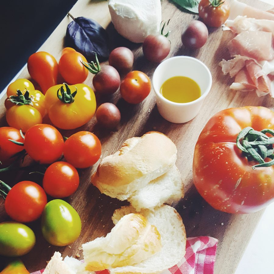 Foodshooting Tomaten