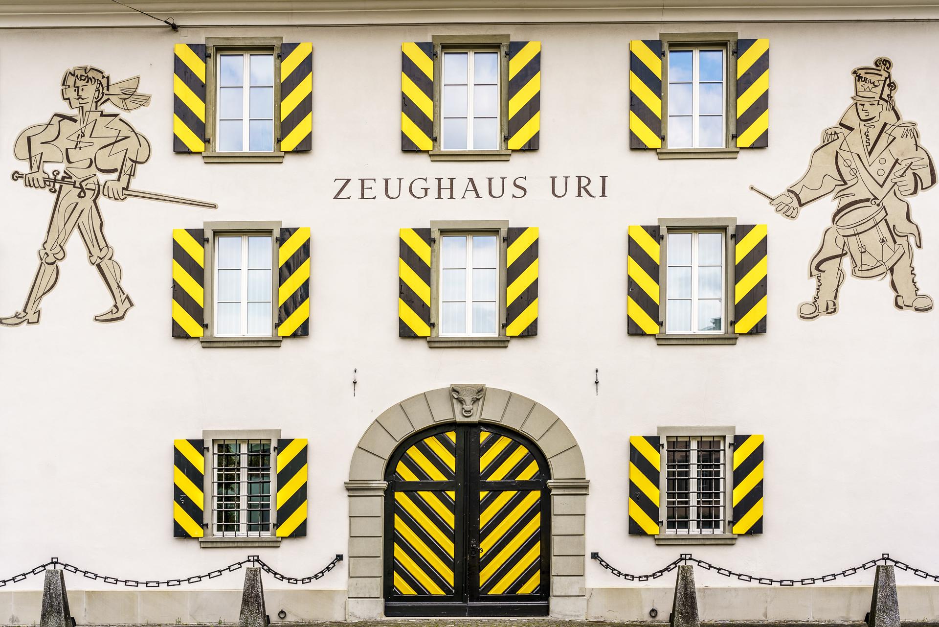 zeughaus-uri