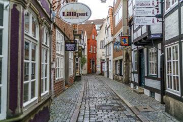 Ein Tag in Bremen - schöne Gassen und Herzblut für Kaffee
