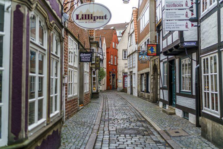 Ein Tag in Bremen – schöne Gassen und Herzblut für Kaffee