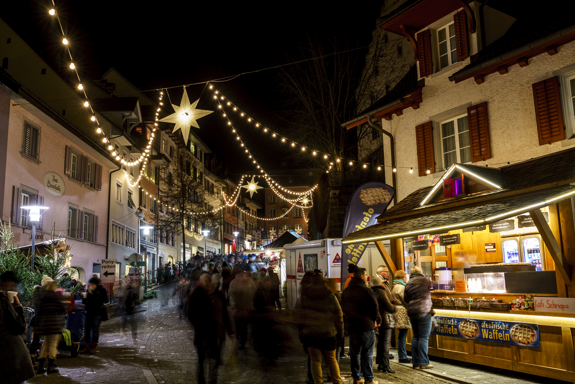 Weihnachtsmarkt in Bremgarten - Adventstipp - Travelita
