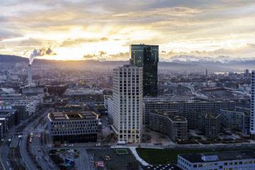 Zürich West im Fokus: meine Top-Tipps für einen Quartier Rundgang