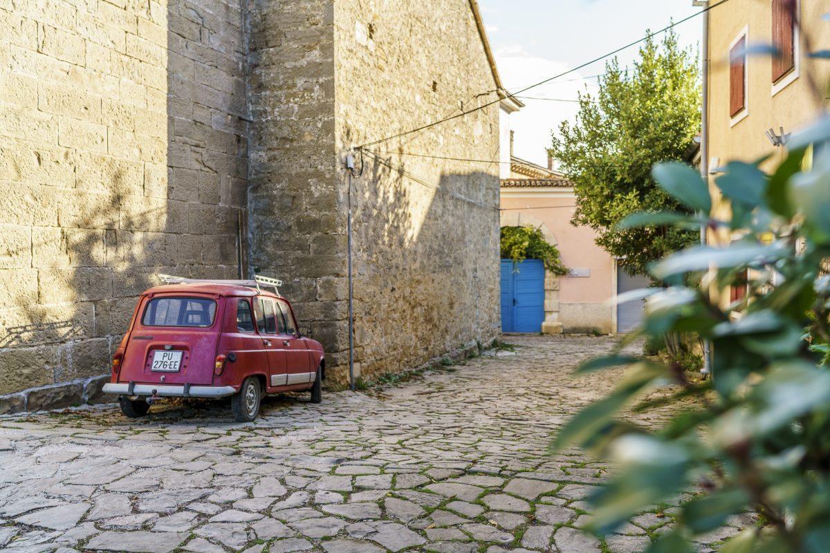 Istrien Roadtrip: Sehenswürdigkeiten und Fotospots