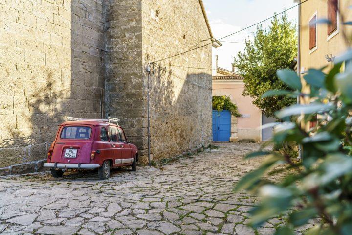 Istrien Roadtrip: von einer schönen Stadt zur Nächsten