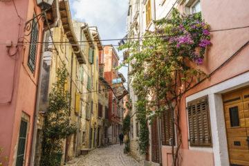Rovinj - Fotowalk durch die romantische Altstadt