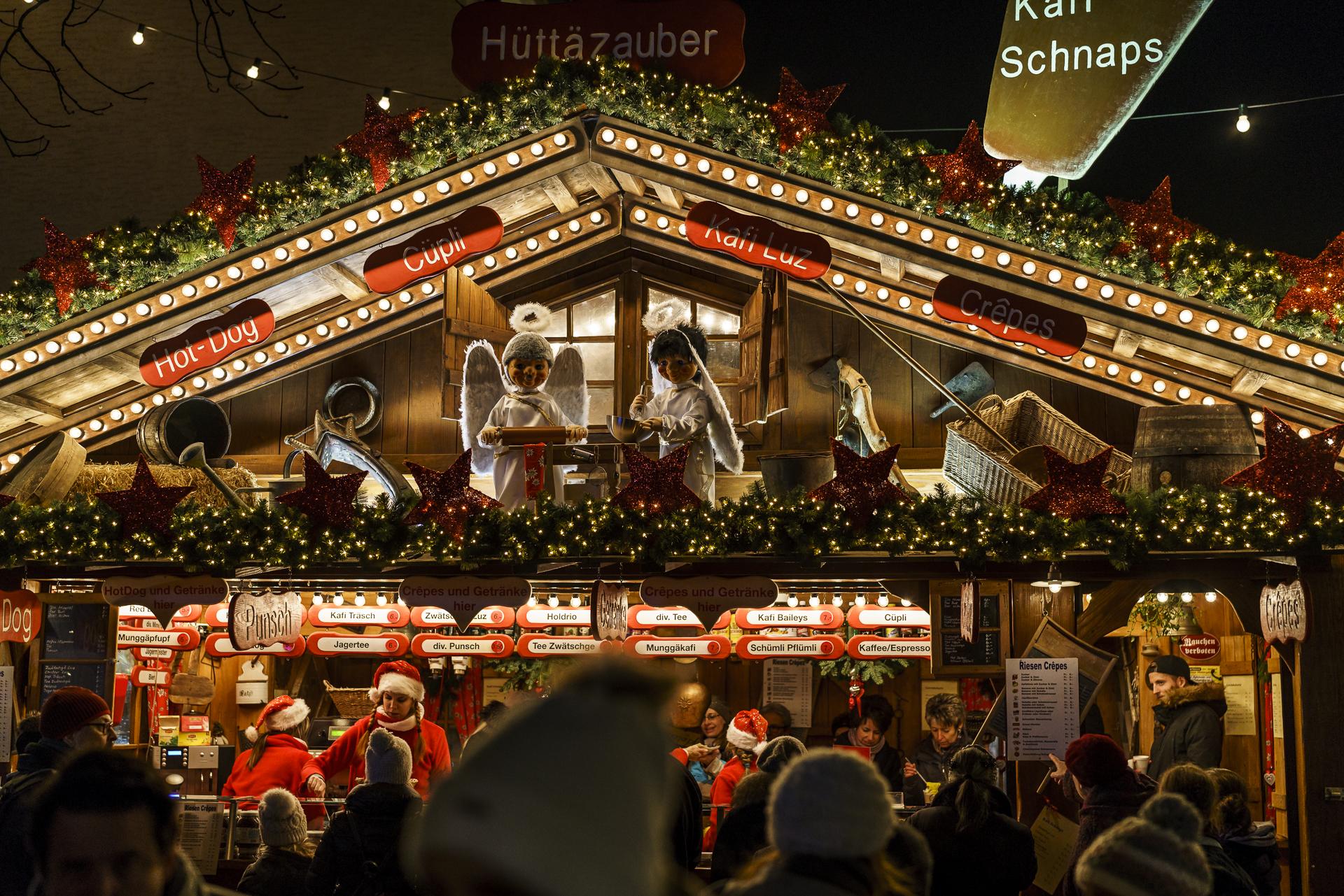 Weihnachtsmarkt in Bremgarten - Adventstipp - Travelita