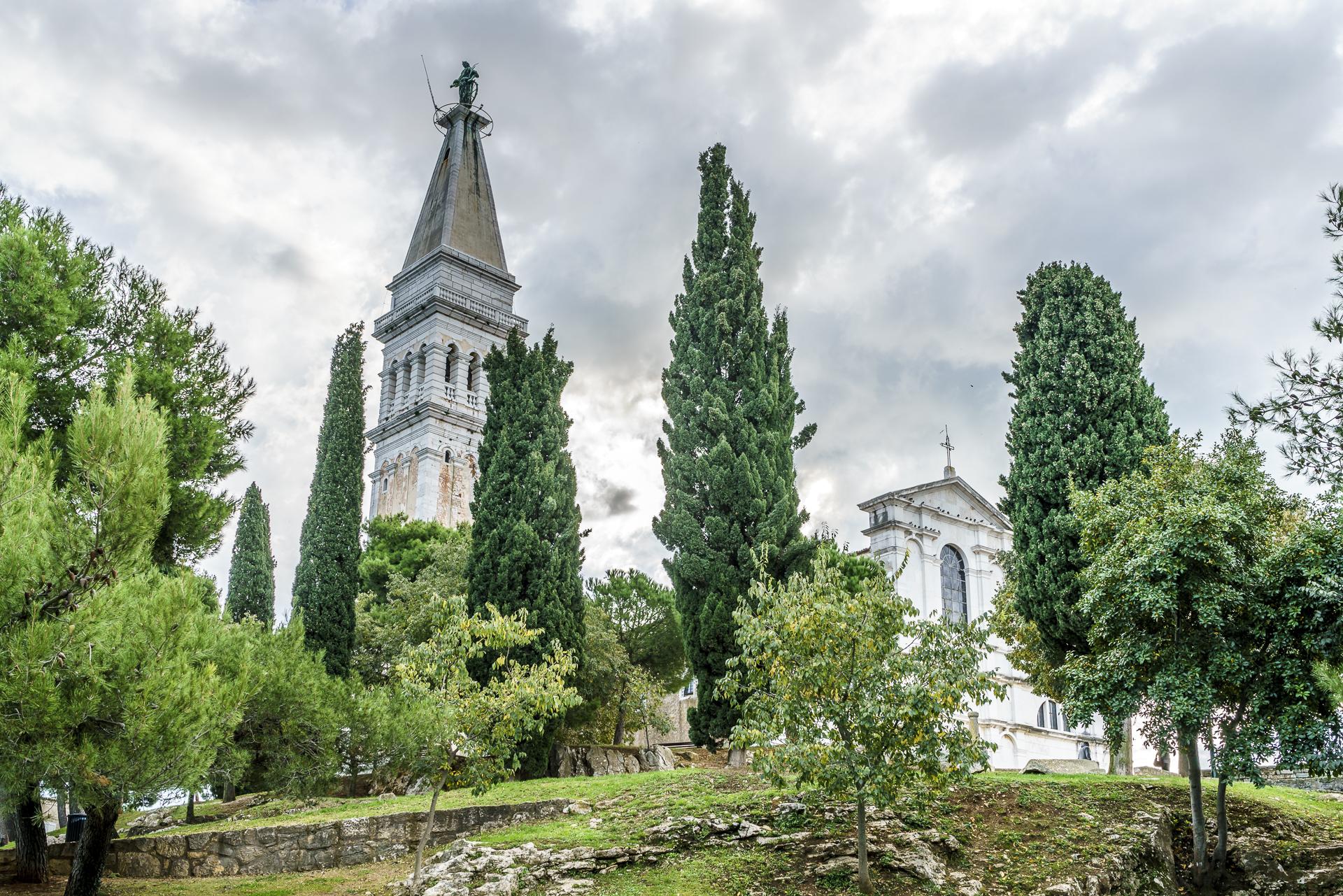 Kirche Rovinj