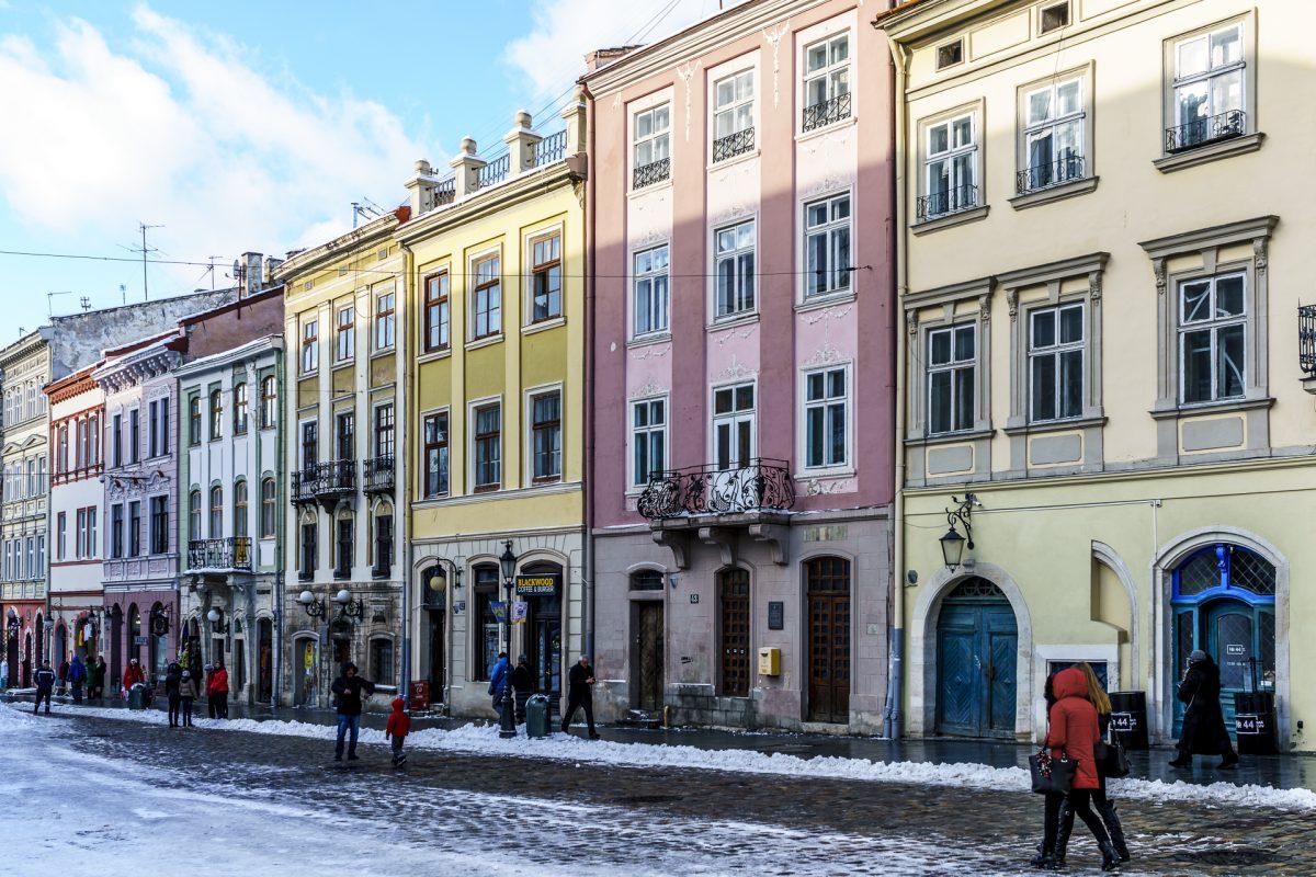 Reiseguide Lemberg – ein Geheimtipp in der Westukraine