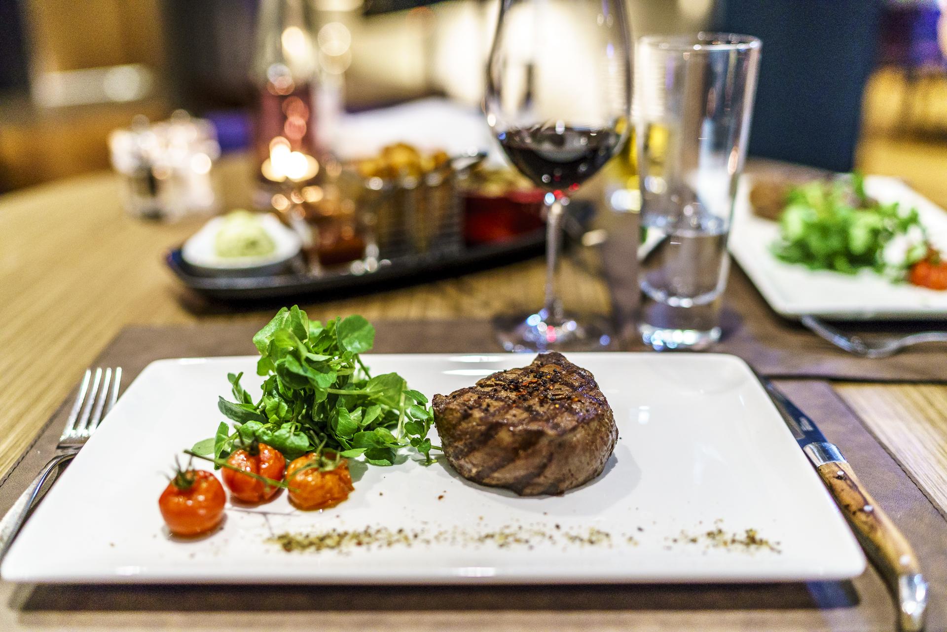 Steakrestaurant Route twenty-six