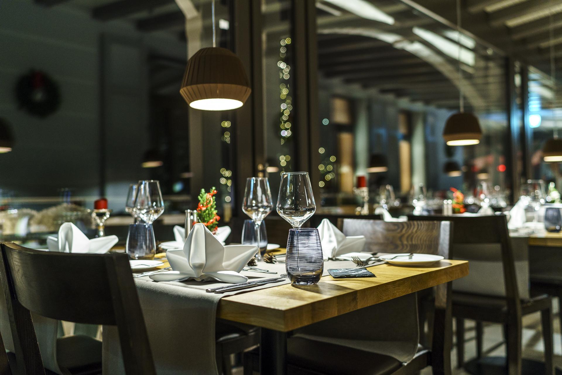 The Alpina Tschiertschen Restaurant