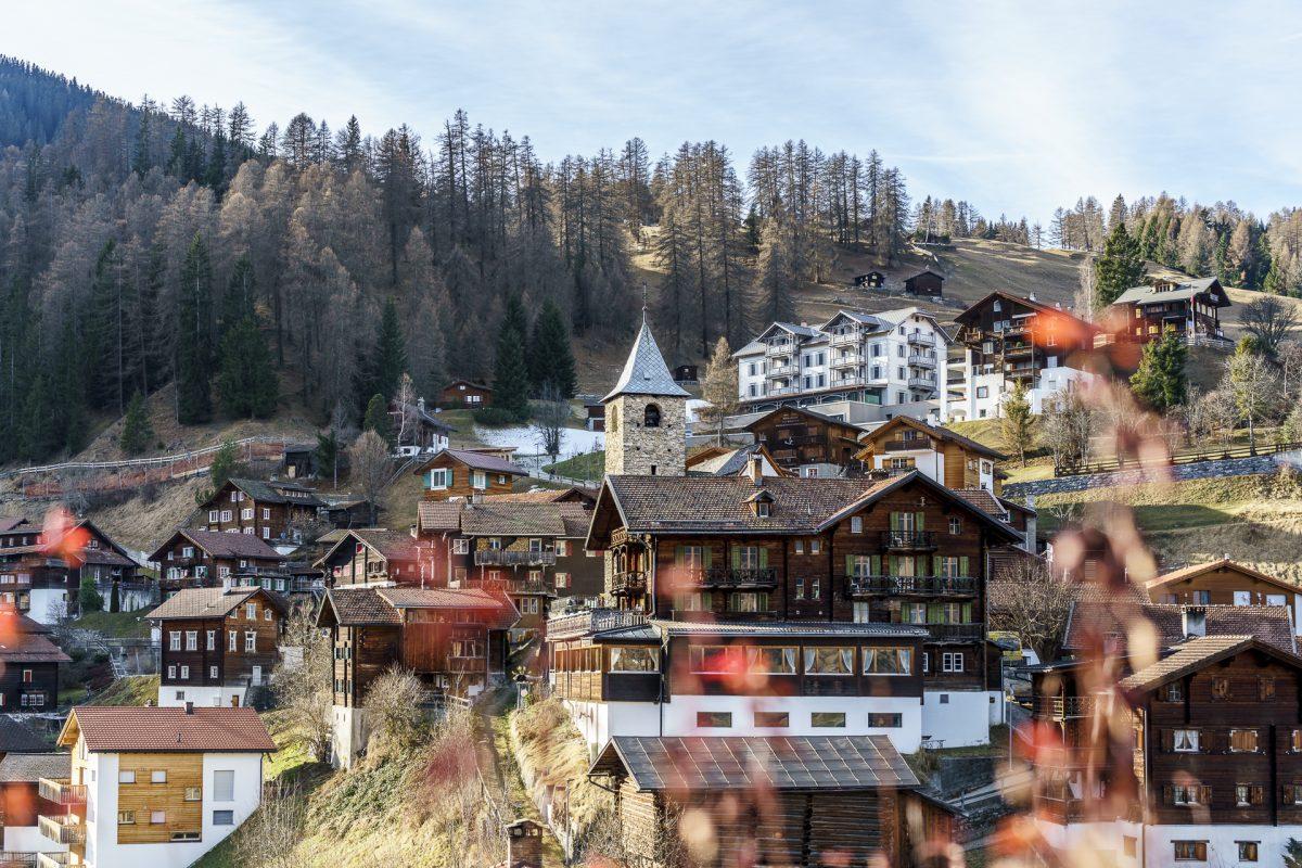 Fernab von Hektik – The Alpina Hotel Tschiertschen