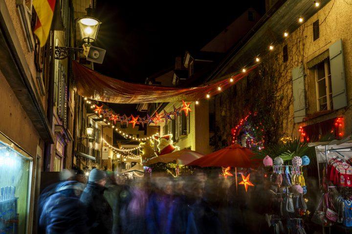 Adventstipp: Weihnachtsmarkt Bremgarten