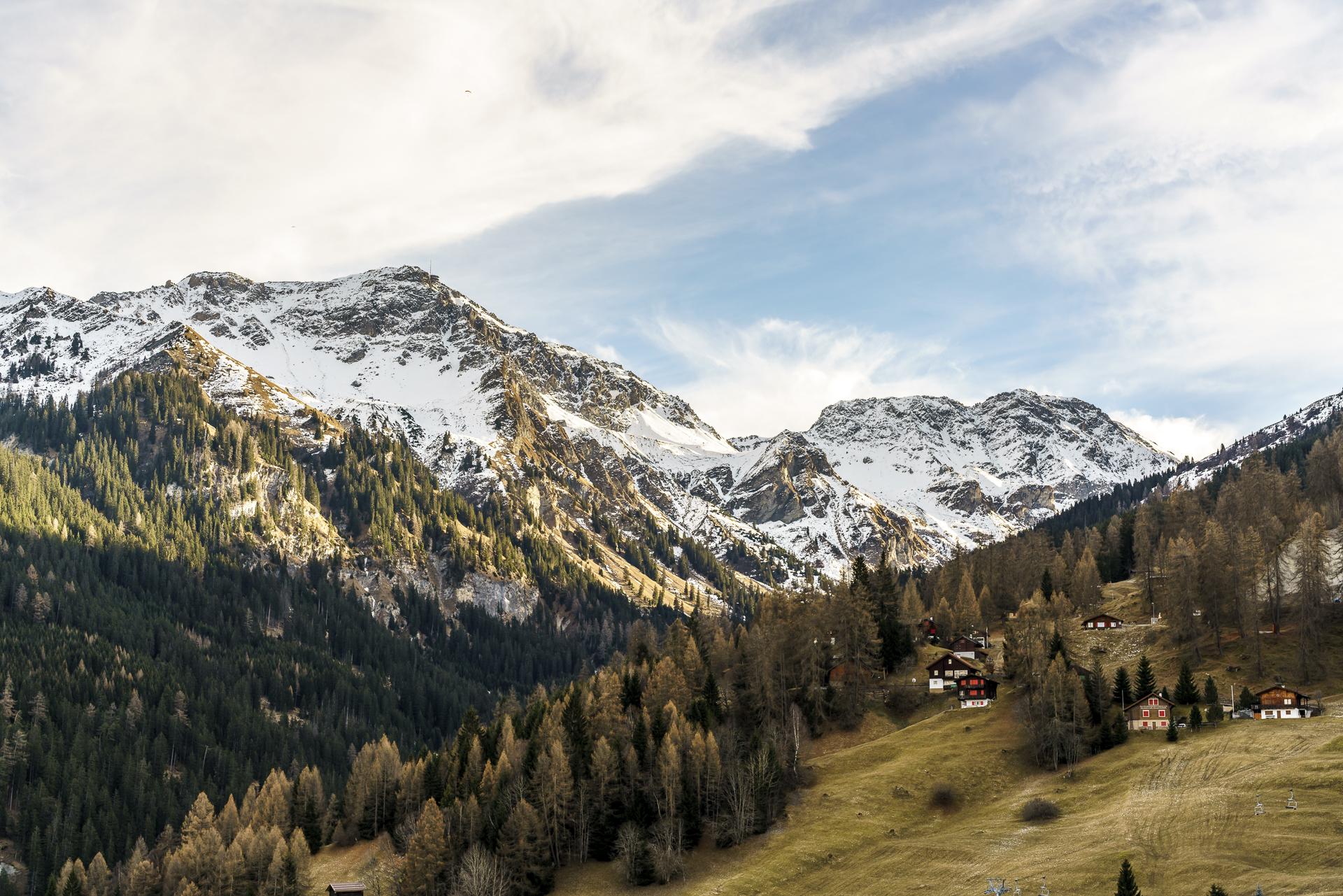 Weisshorn-Arosa-Tschiertschen