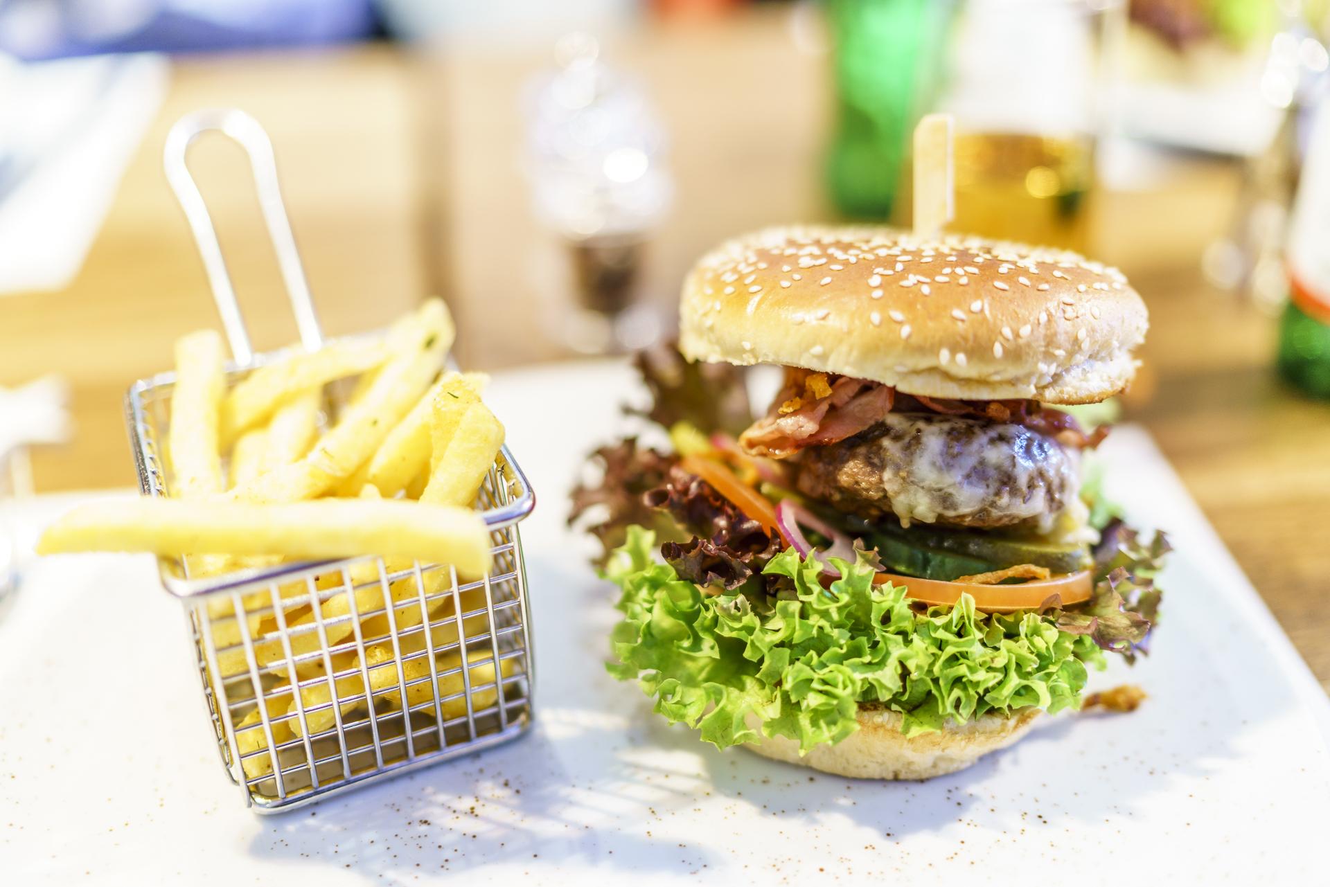 Aspen Lifestyle Hotel Beefburger