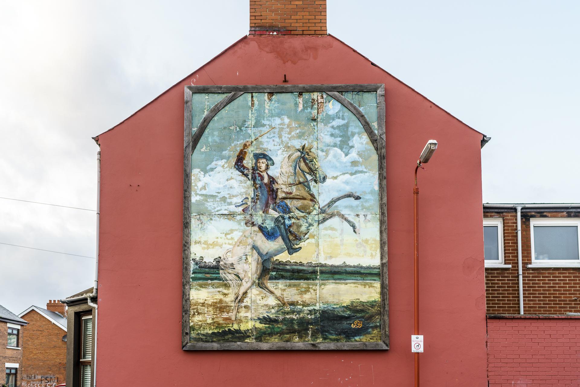 Belfast Broadway Murals