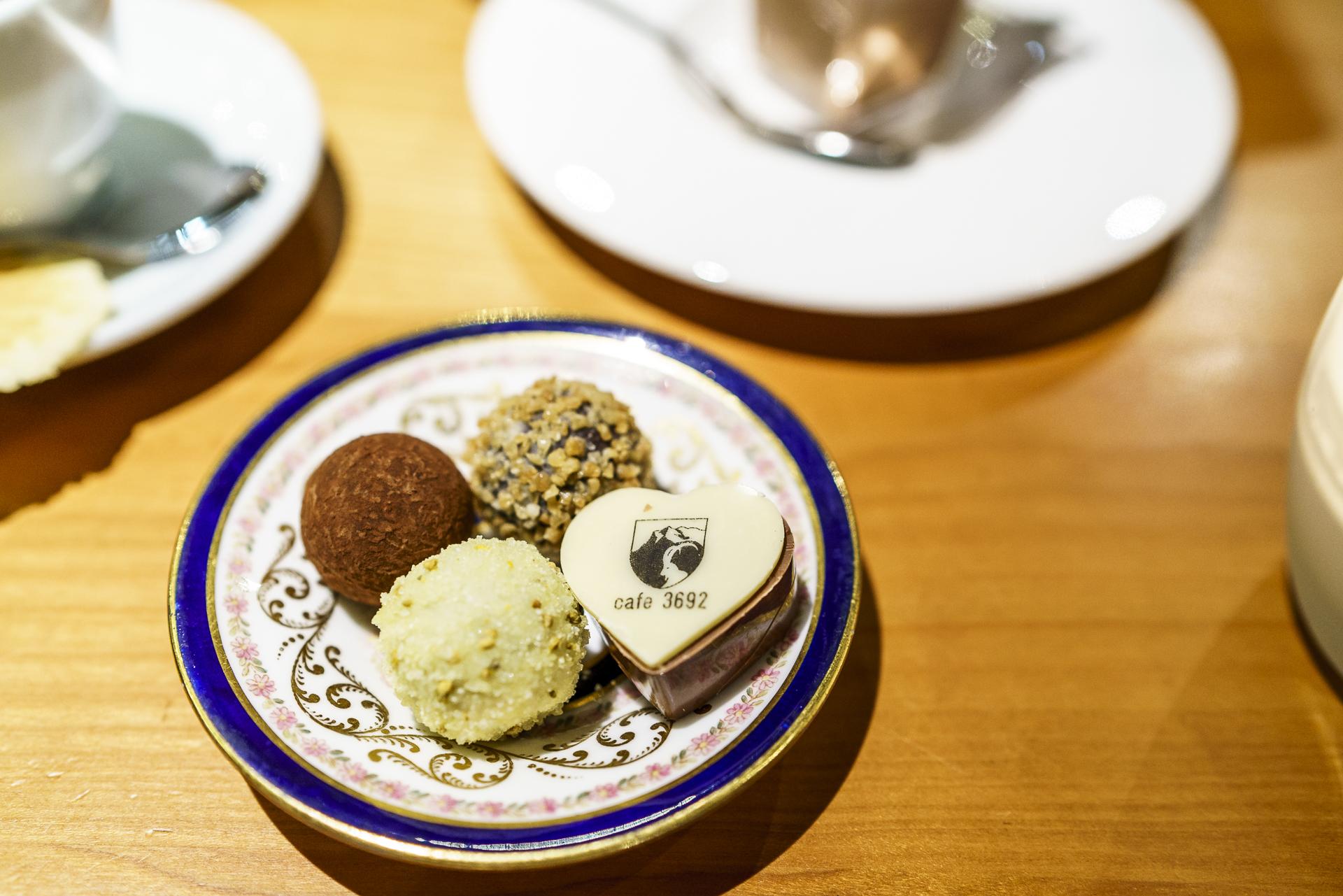 Cafe 3692 Dessert