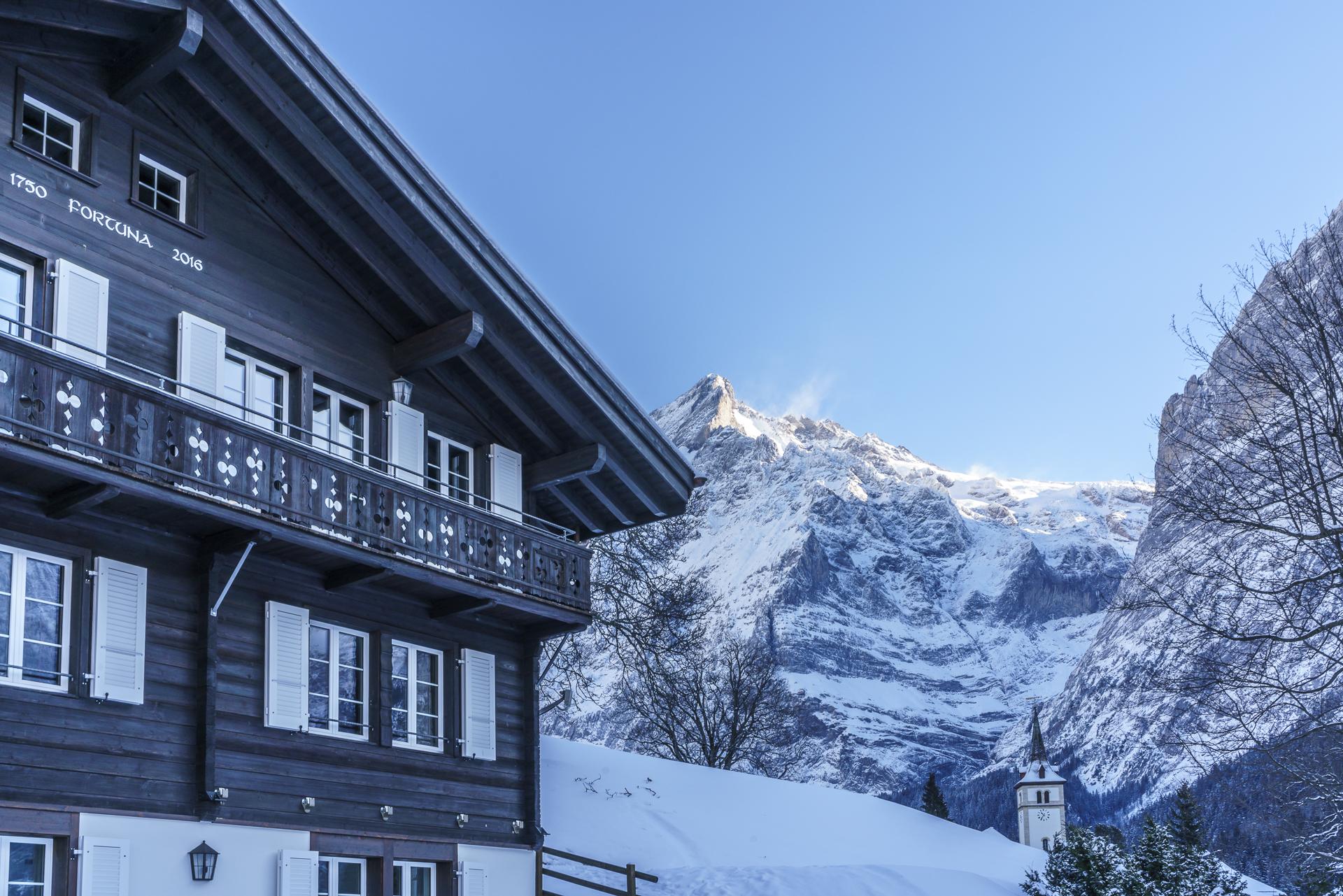 Chalet Fortuna Grindelwald