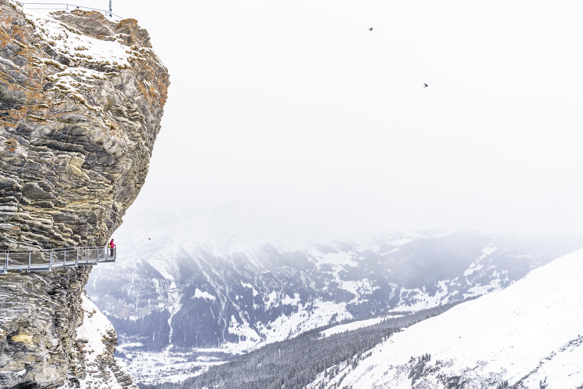 First Cliff Walk Grindelwald