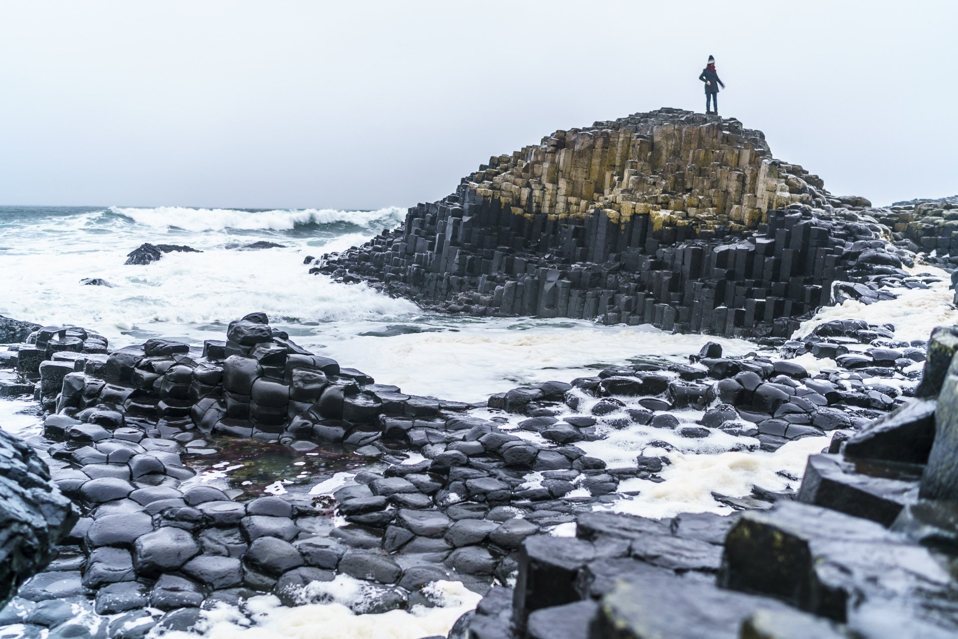 Giants Causeway Roadtrip