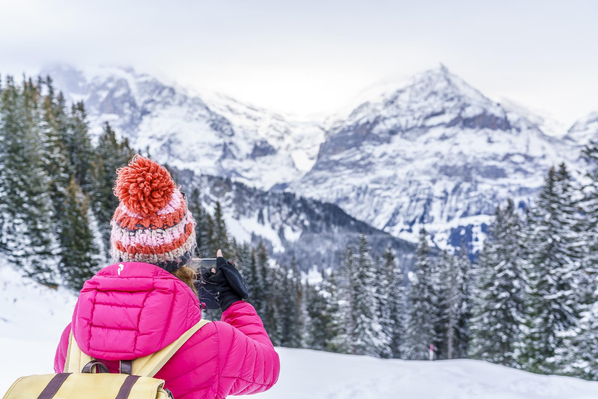 Grindelwald Winterwandern