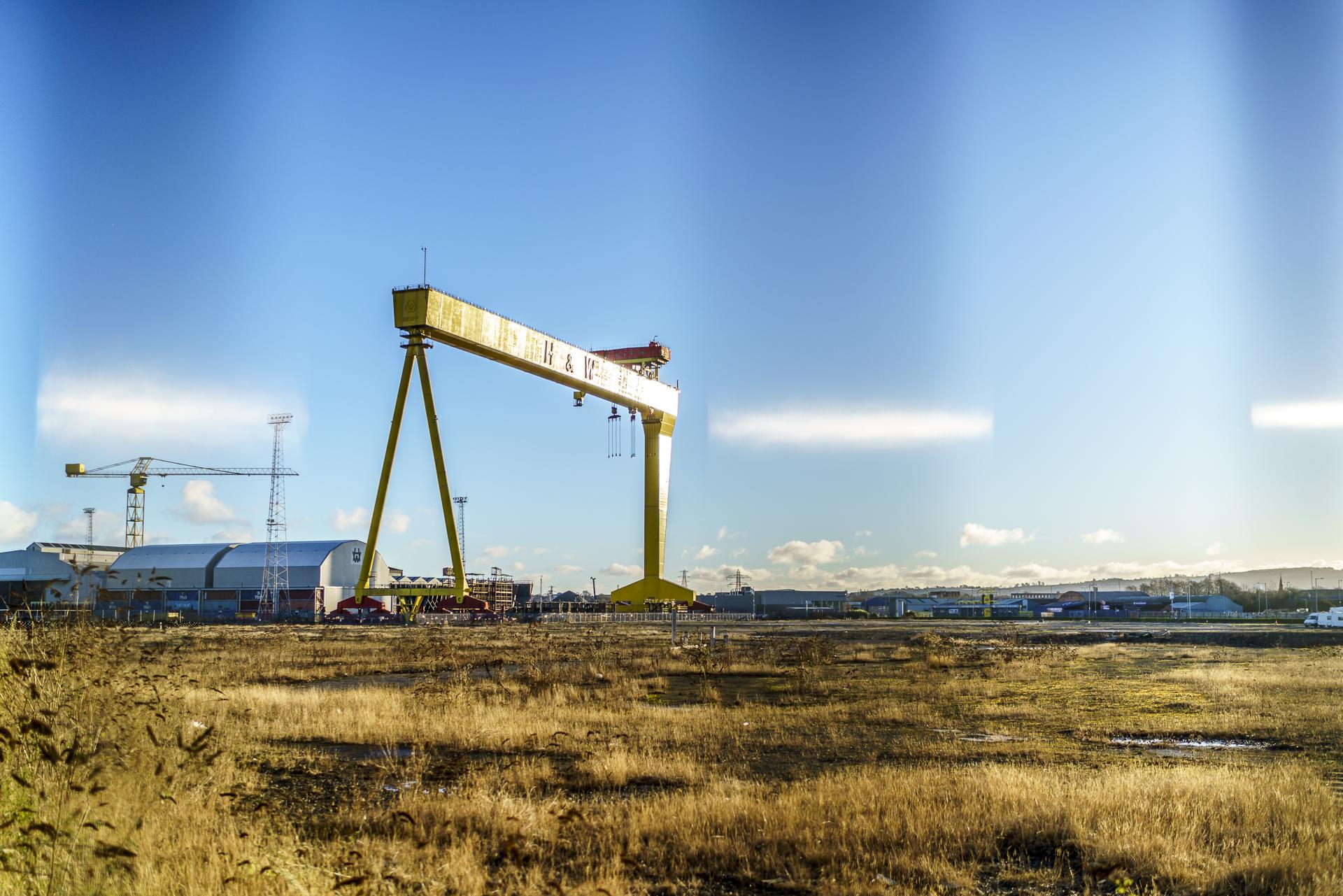 Harland Wolff Belfast