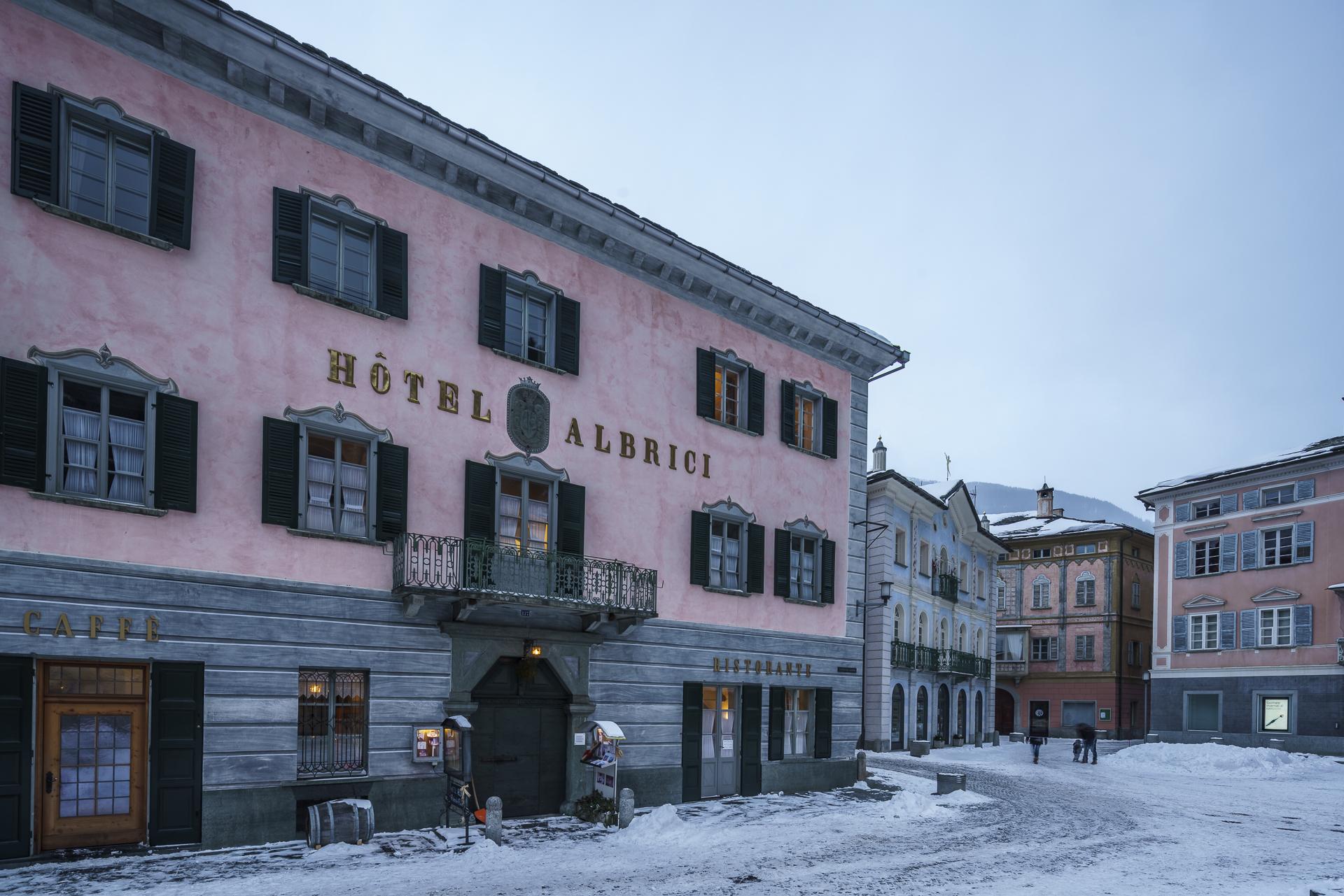 Hotel Albrici Poschiavo
