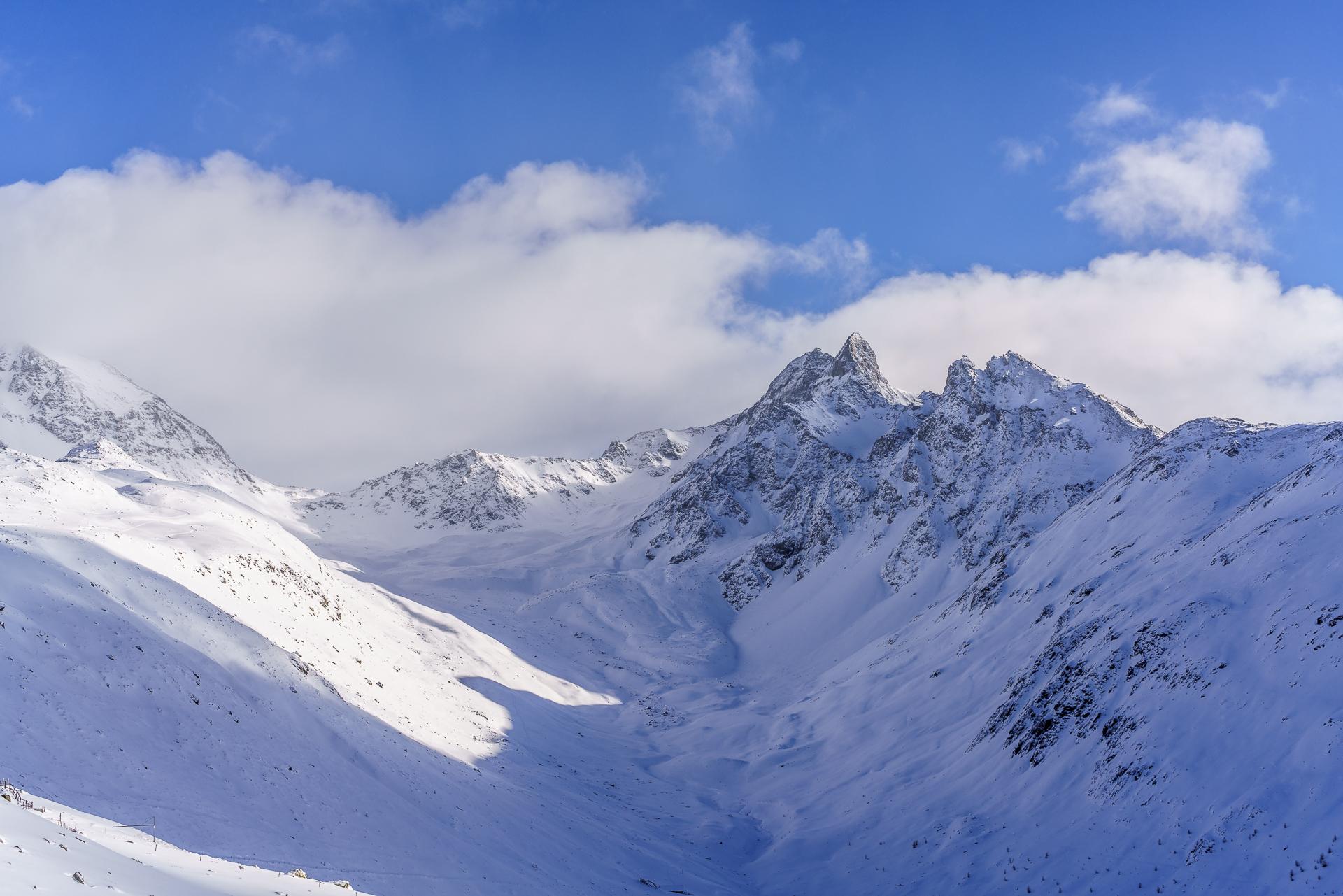 Winterstimmung Muottas Muragl