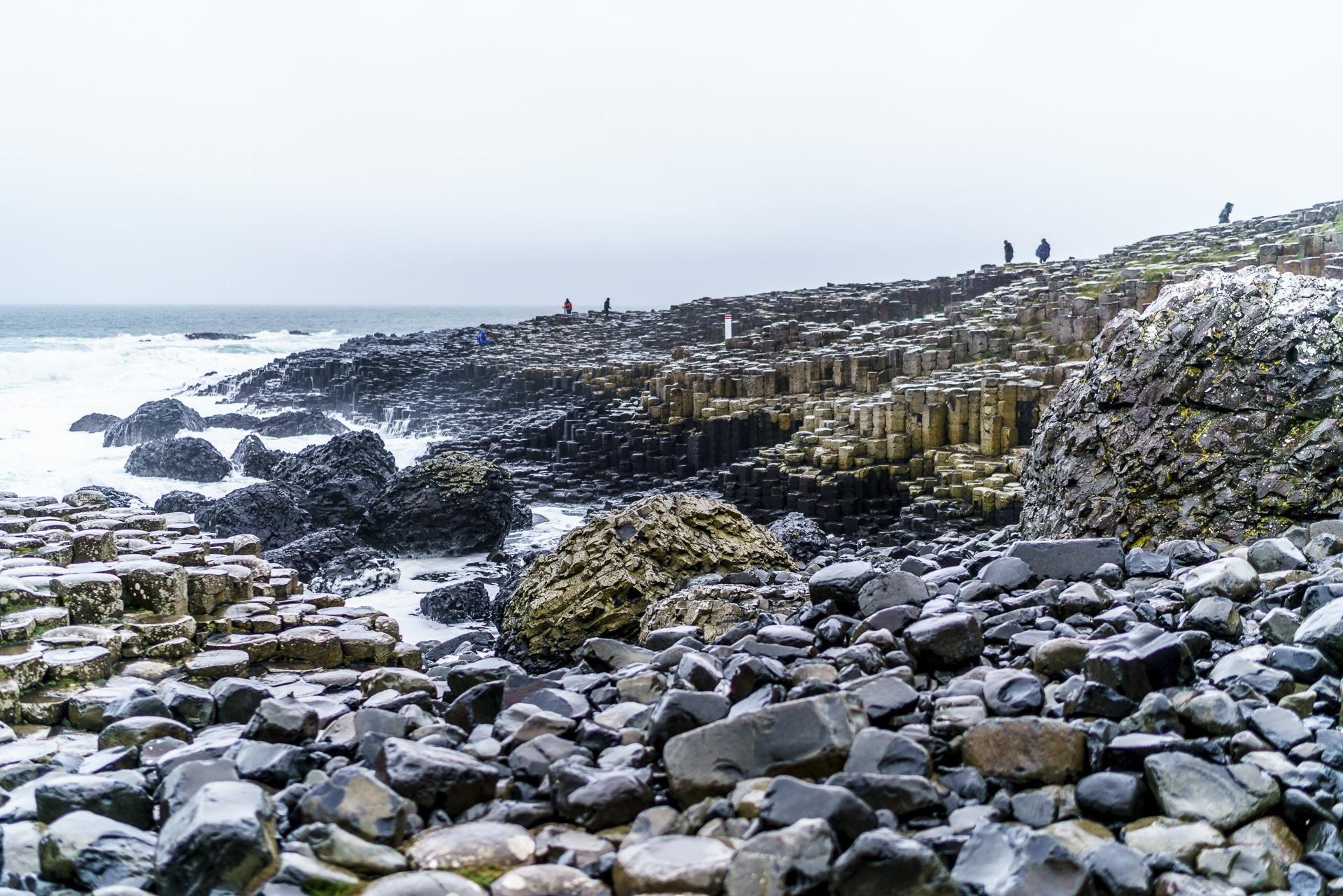 Nordirland Giants Causeway Unesco