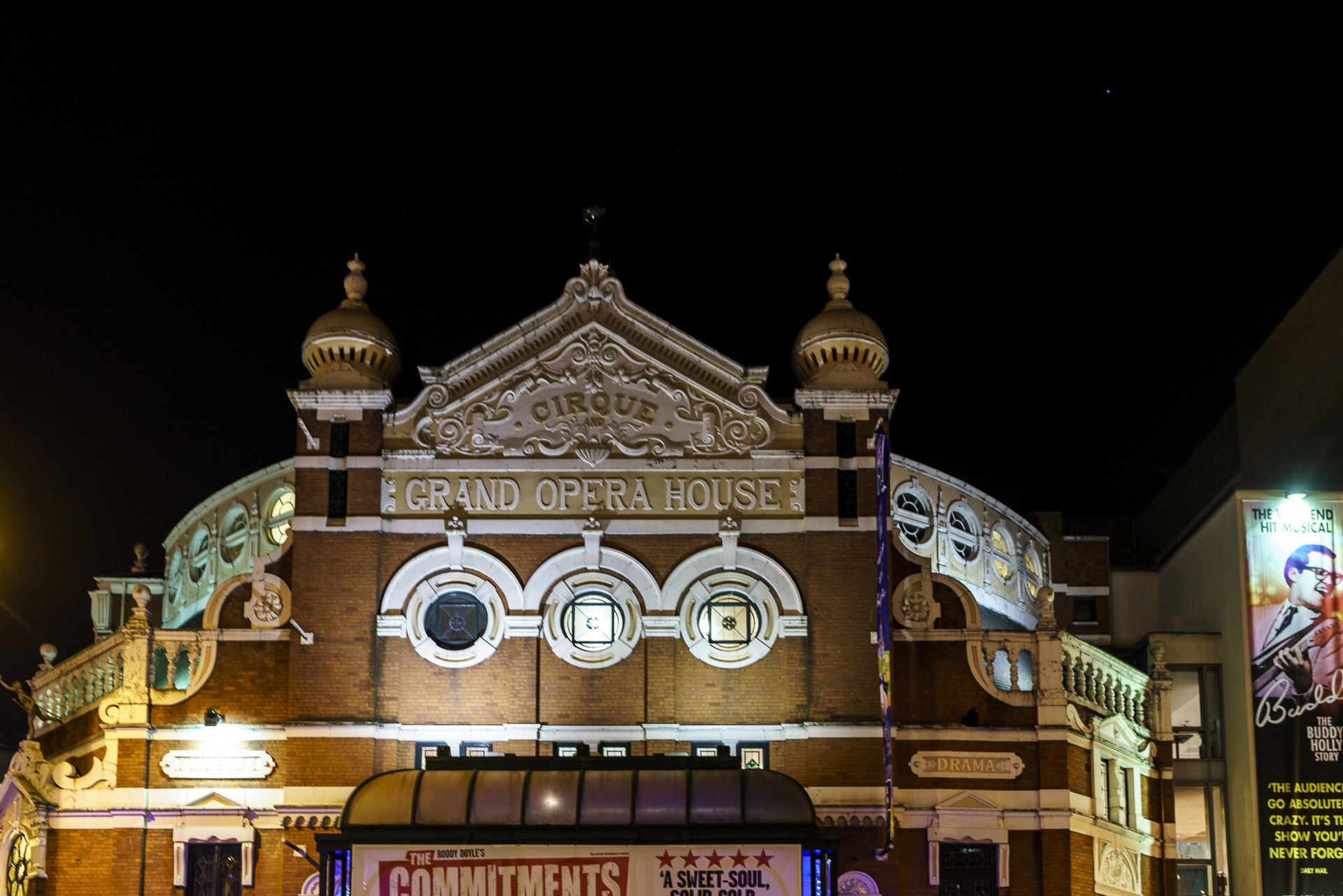 Oper Belfast