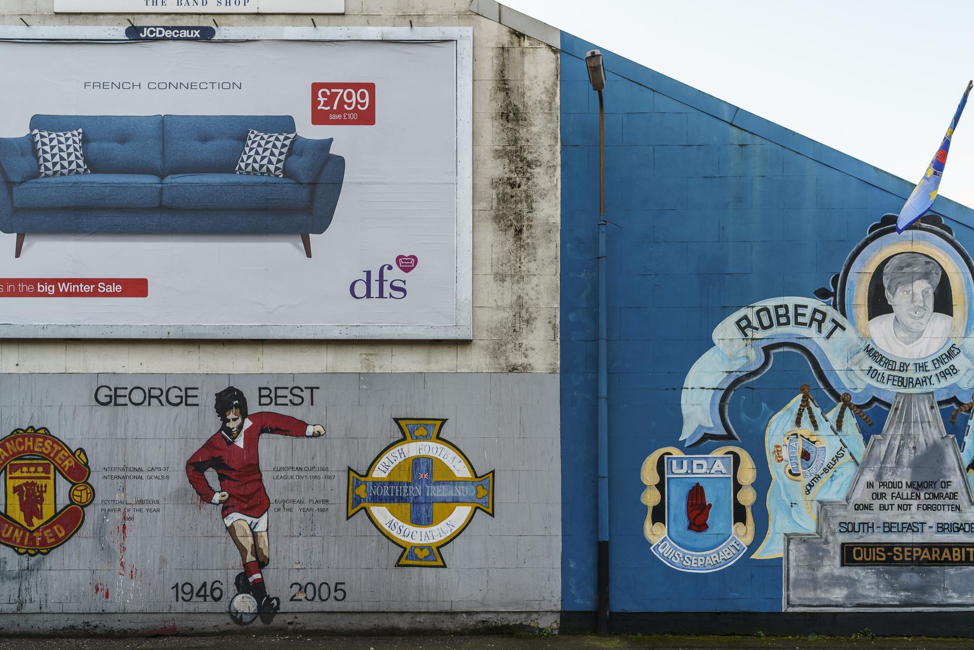 Sandy Row Murals