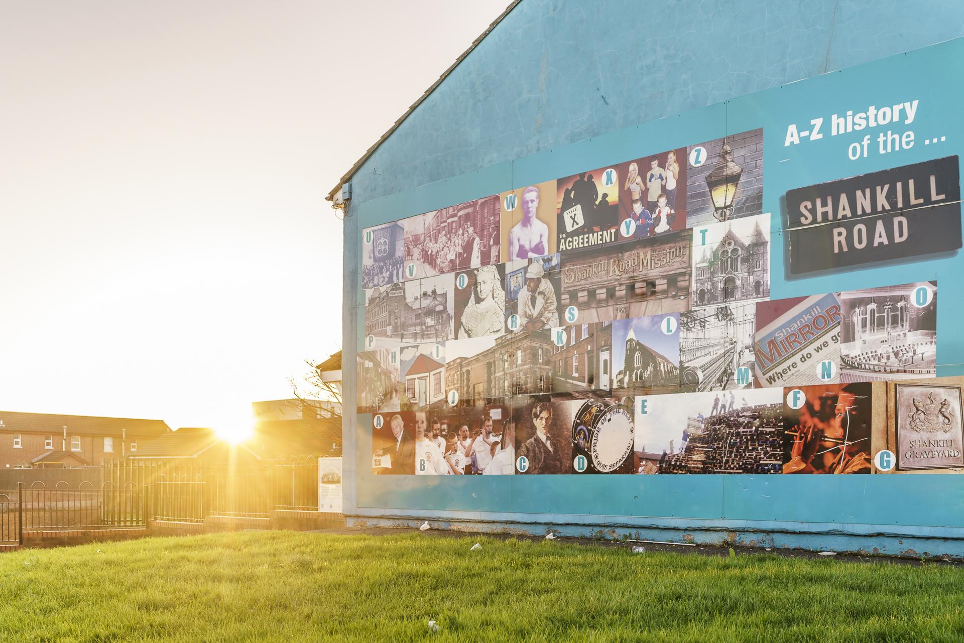 History Shankill Road