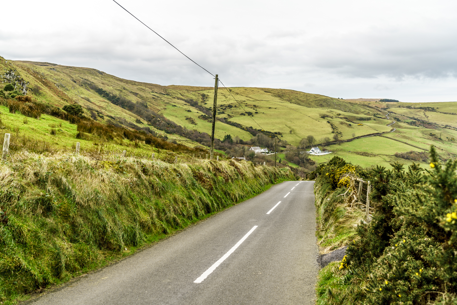 Torr Head Scenic Road