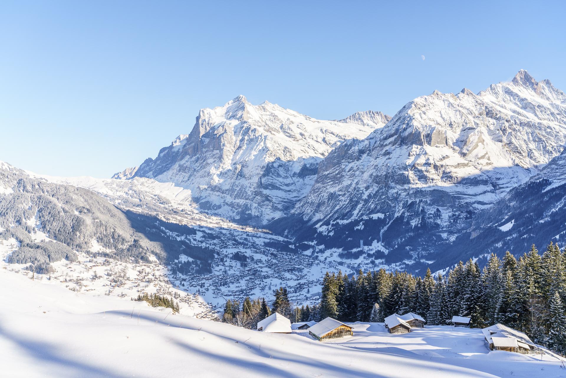Schneeschuhwanderung Grindelwald