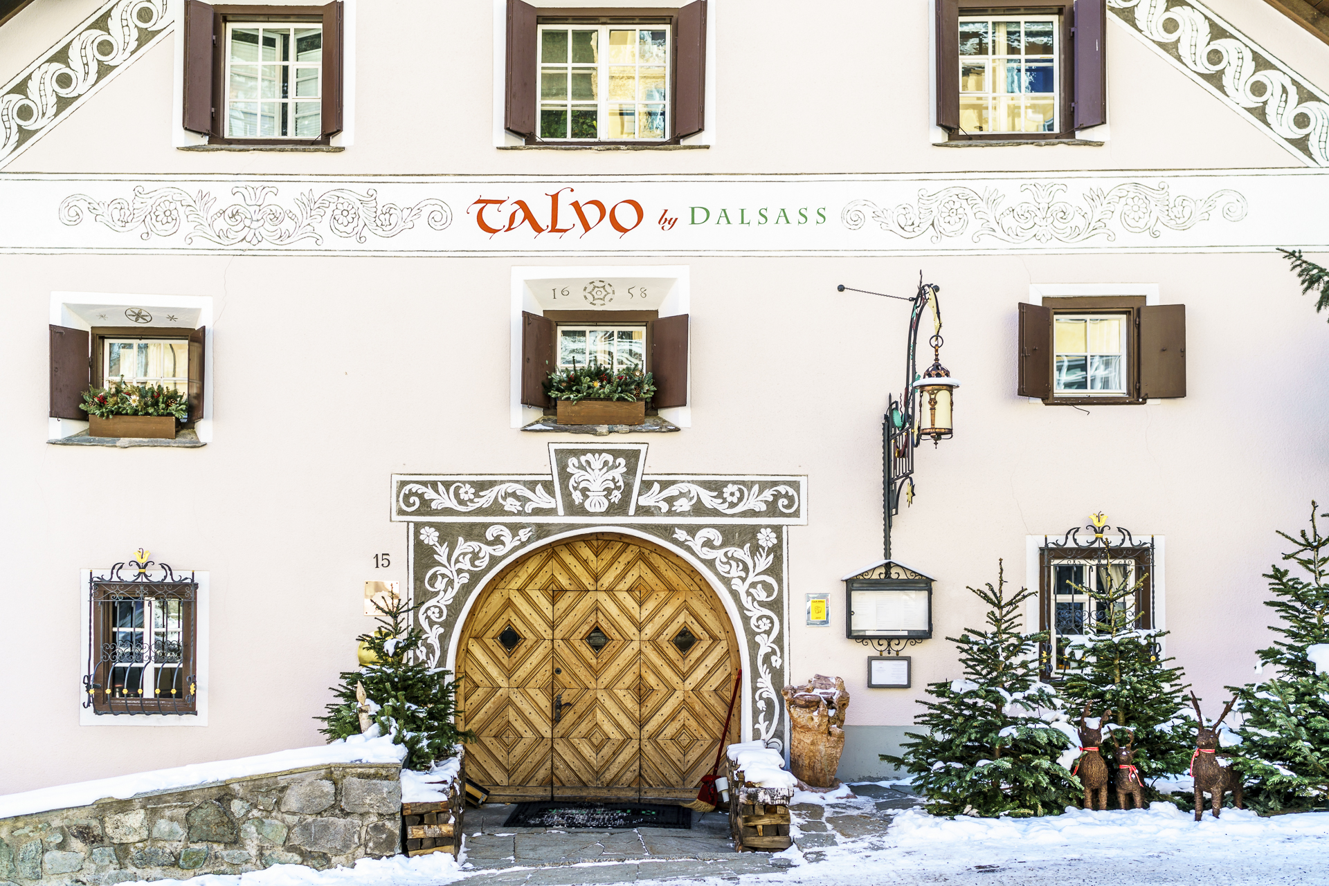 Talvo by Dalsass Restaurant