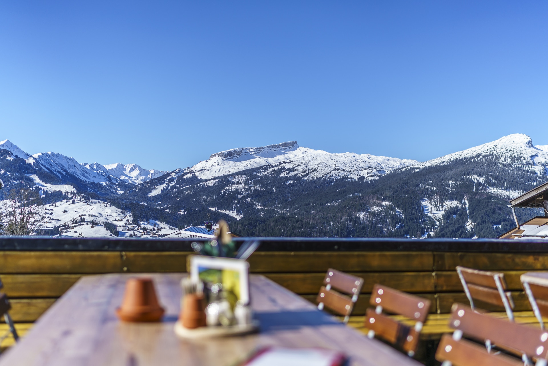 Berghütte Bergstüble