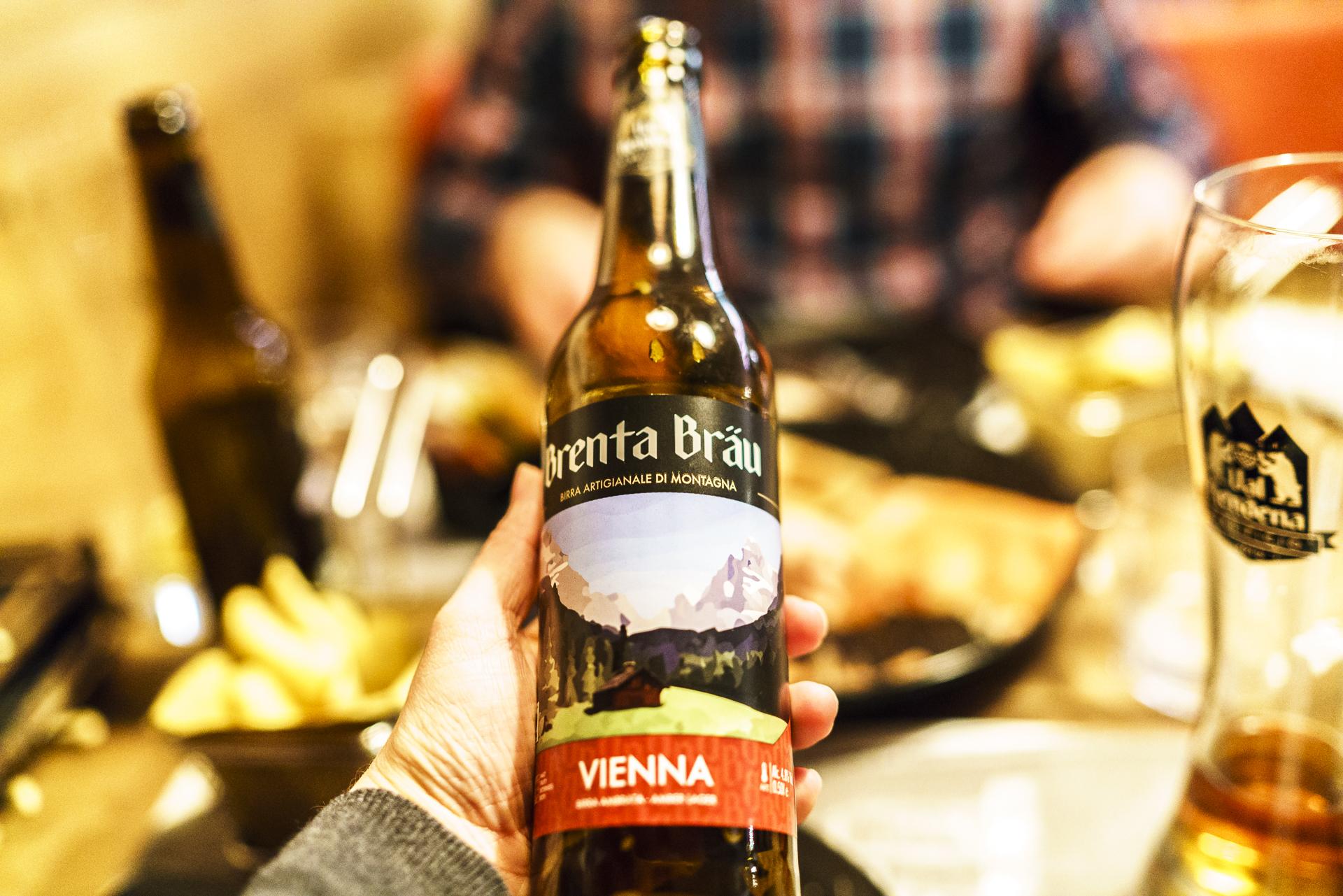 Brenta Bräu Bier