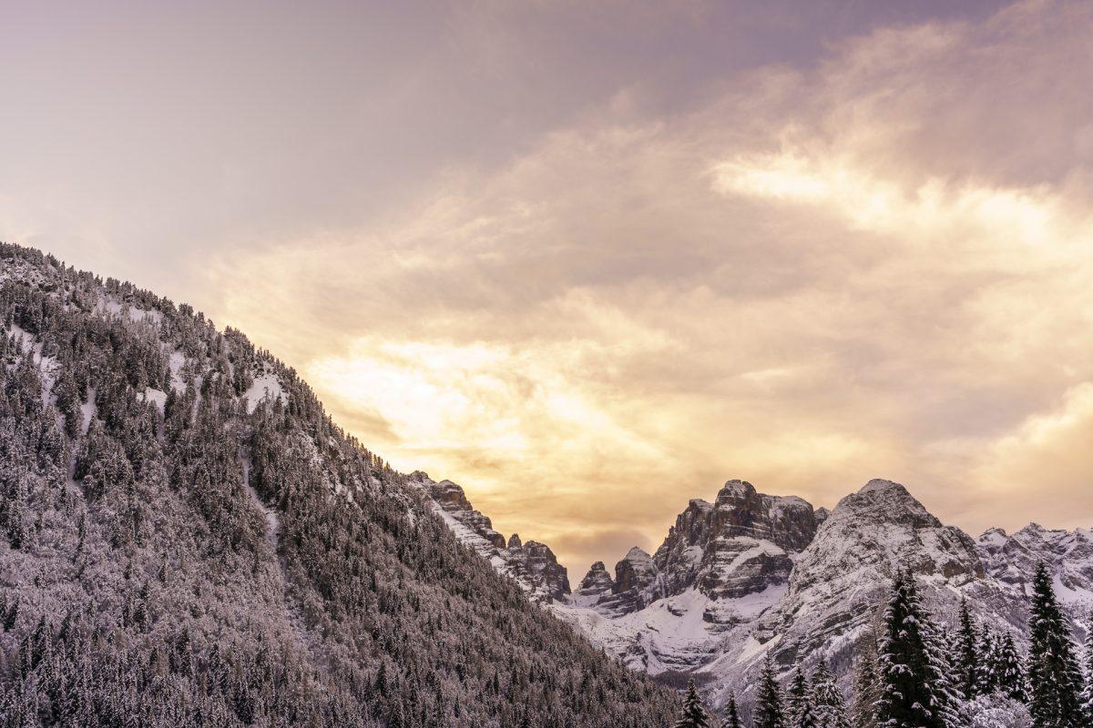 Italianità & Dolomiten: Eine Winterreise nach Trentino