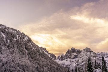 Madonna di Campiglio: Eine Winterreise nach Trentino