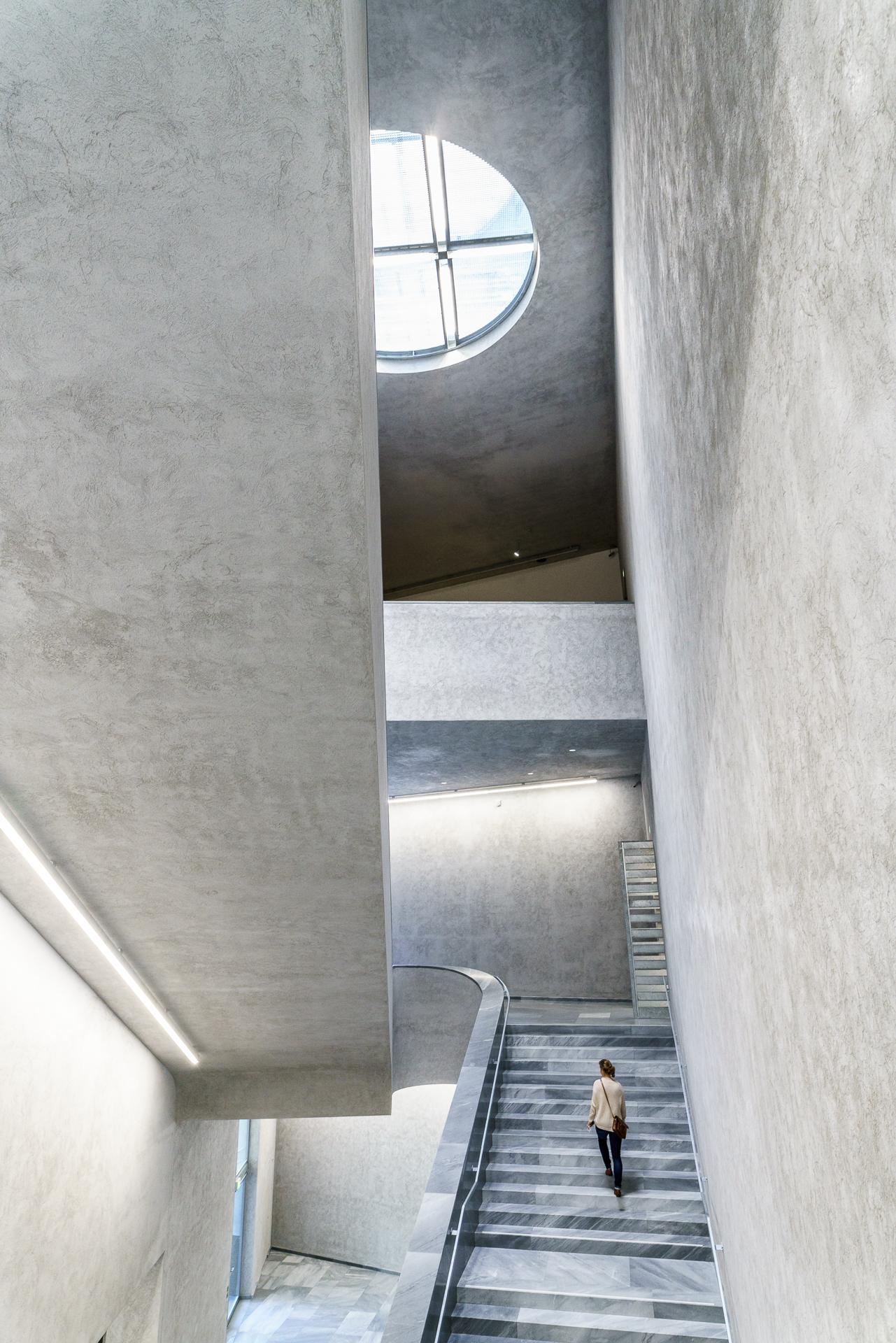 Christ und Gantenbein Neubau Kunstmuseum Basel