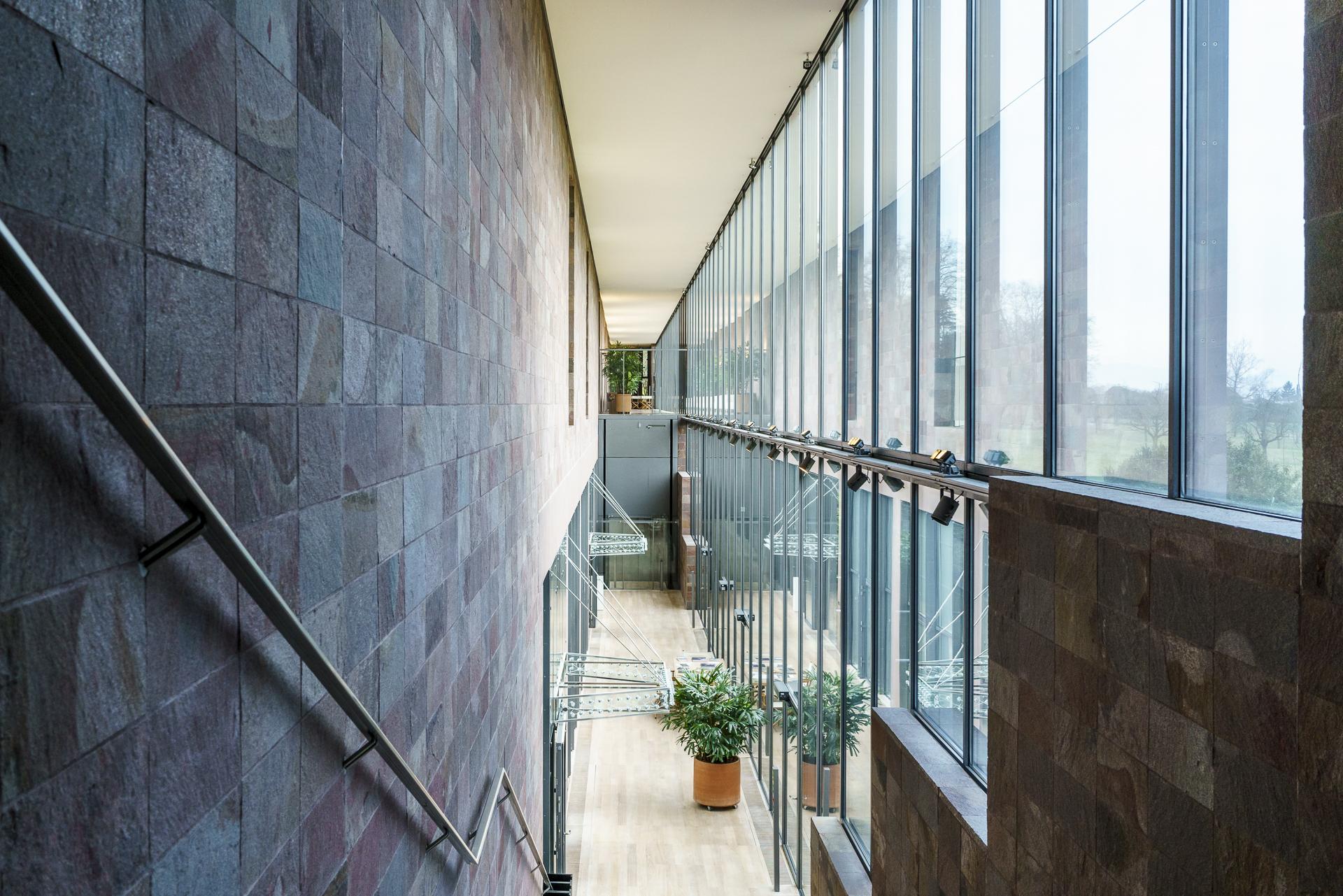 Fondation Beyeler Architektur