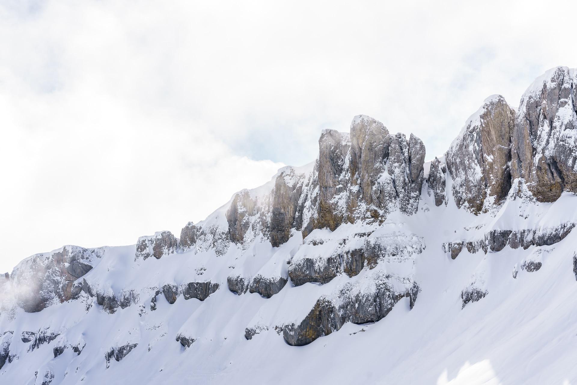 Ifen Bergkette
